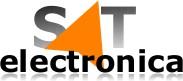 logo satelectronica - instaladores de antenas TDT - Videoporteros - Cámaras Seguridad en Barcelona