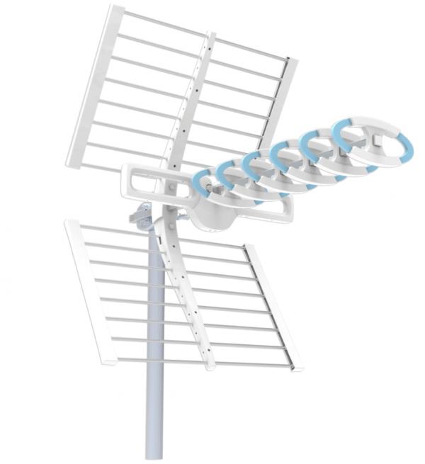 Antena UHF Nova-Era de Novamax